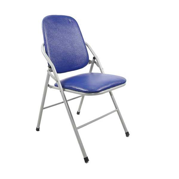 Ghế gấp lưng dài chân sơn G04S