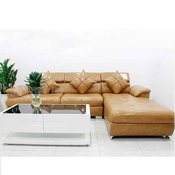 Sofa da cao cấp SFD001