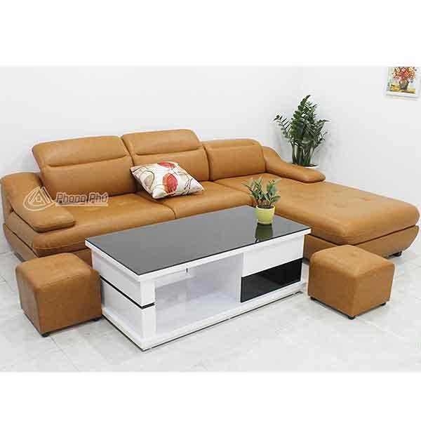 Sofa da cao cấp SFDCC 02