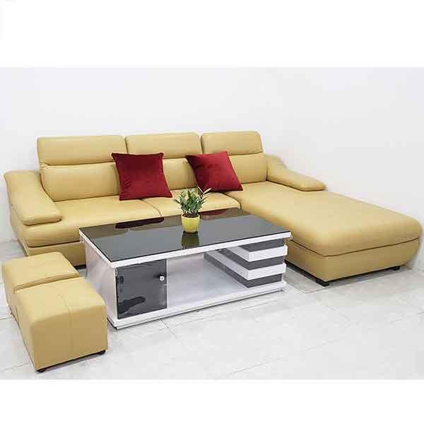 Sofa da cao cấp SFDCC 09