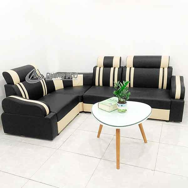 Sofa góc da SFD01