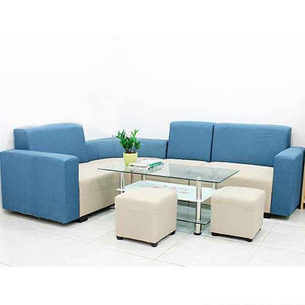Sofa góc nỉ SGN01