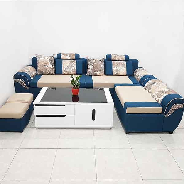 Sofa nỉ cao cấp SFN08