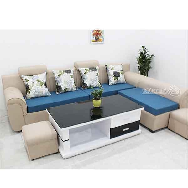 Sofa nỉ cao cấp SFNCC 02