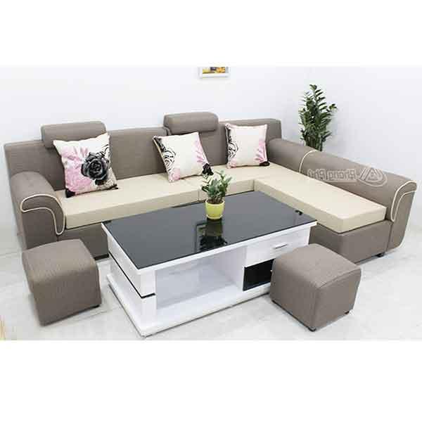 Sofa nỉ cao cấp SFNCC 03