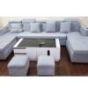 Sofa nỉ cao cấp SFNCC 04