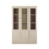 Tủ gỗ tài liệu 3 buồng TL04