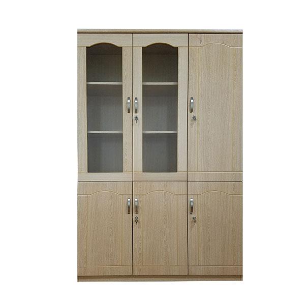 Tủ gỗ tài liệu 3 buồng TLU02G