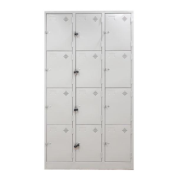 Tủ sắt locker 12 ô LK12